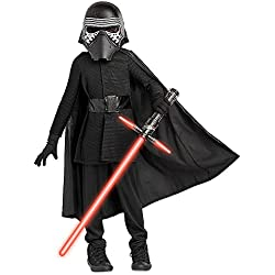 Star Wars Kylo Ren Costume For Kids The Last Jedi Size 9/10