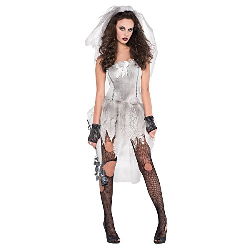 Drop Dead Gorgeous Adult Costumes (Drop Dead Gorgeous Costume - Large - Dress Size 10-12)