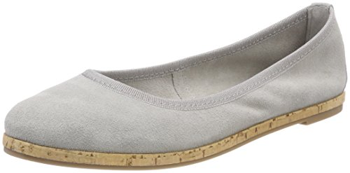Tamaris WoMen 22197 Closed-Toe Pumps Grey