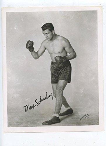 314a7ddcd36 Original National Studios Max Schmeling Boxing 8 X 10 Photo at ...