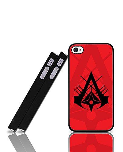 Ninja Assassin Apple Iphone 4 / Apple Iphone 4s Rear Case ...