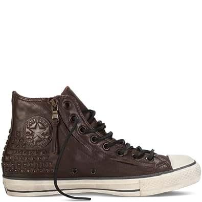 Converse Chuck Taylor Bouble Zip Hi Men's Shoes Chocolate 142956C (SIZE: 12)