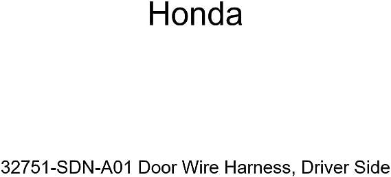Driver Side Genuine Honda 32751-SWA-A10 Door Wire Harness