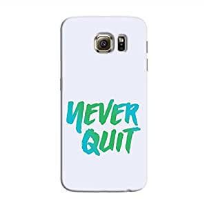 Cover It Up - Never Quit Galaxy Note 5 Hard Case