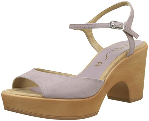 Women''s Dusty Grey ks Toe lilium Unisa Ontral Open 18 Sandals dfqHnA