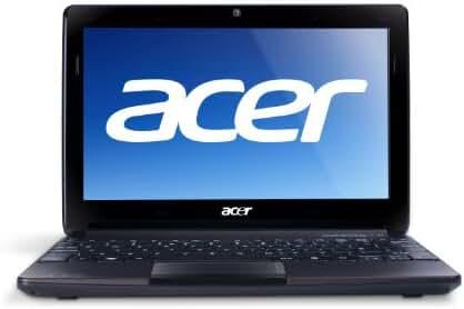 Acer Aspire One AOD270-1410 10.1-Inch Netbook (1.6GHz Intel Atom N2600 Processor, 1GB DDR3, 320GB HDD, Windows 7 Starter) Espresso Black