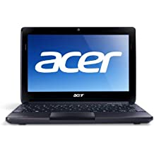 Acer Aspire One AO722-BZ848 11.6-Inch HD Netbook (Espresso Black)