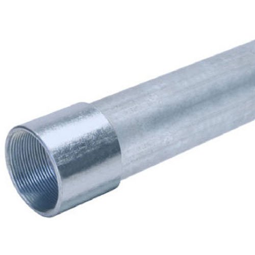 Allied Tube & Conduit 2 RIGID Galvanized Steel Rigid Conduit, 2-Inch x 10-Feet