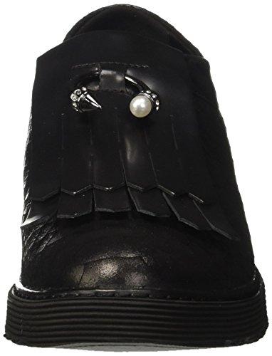 Cult Rose Low 1740, Women's Low Trainers Black (Black/Black 980)