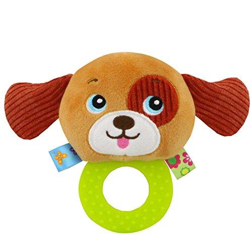 Dog Baby Rattle - 5