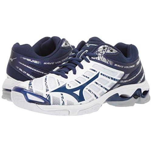 mizuno women's wave lightning z5 indoor court shoe holder hombre