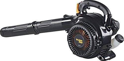 Poulan PRO PPB25 25cc 2 Cycle Blower 650 cfm and 215 mph with Vac Capability 967622901
