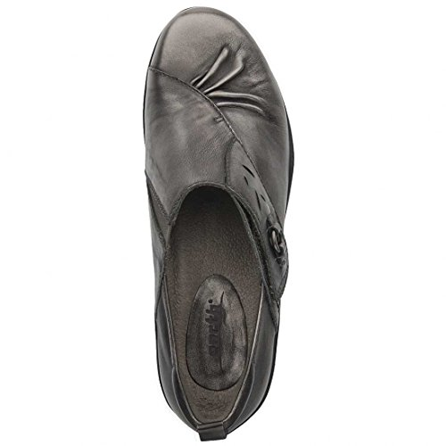 Earth Womens Amity Slip On Pewter ZpZq0rSnO