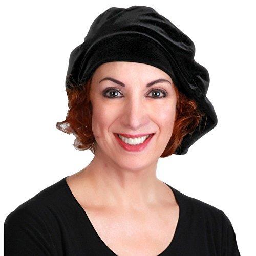 Turban Diva Desgins 702-08 Ladies Velvet - Black Velvet Hat Shopping Results