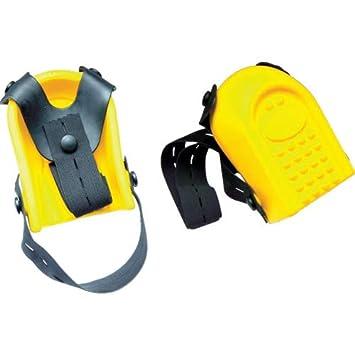 gelb Kronen Hansa Knieschoner Kniefix-Super plus Kastenform 507002Z