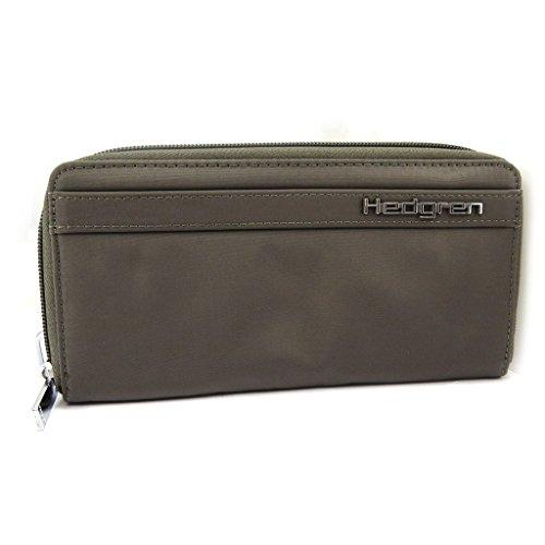 checkbook wallet 'Hedgren' holder Zip Zip wallet mole fabric RqgwgFUx