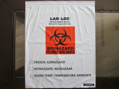 LABZ2024BC - 3-Wall Printed Bag with Removable Biohazard ...