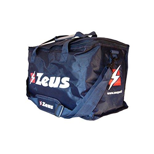 Zeus Arzttasche für den Fußball Handtasche Fußball Blau MEDICAL BAG EKO 30X30X48 cm