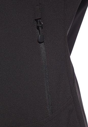 Modèle Femme 2018 Polaire Noir Axant Alps Softshell 38 Veste XFwPOHx