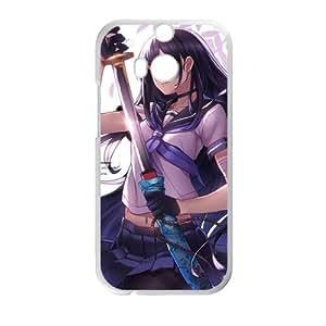 & Phone Case Design Akame Ga Kill Printing for HTC One M8 Case