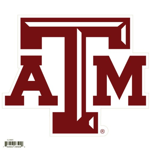 Siskiyou NCAA Texas A&M Aggies Automotive Magnet, ()