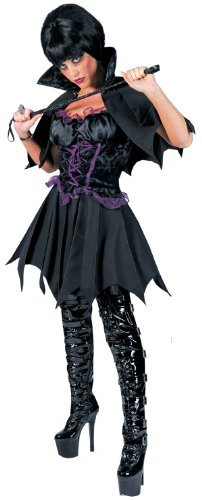 Sexy Gothic Vamp Adult Costume - Womens Large