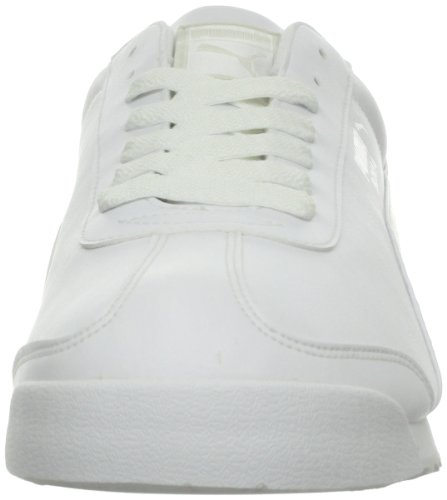Puma Gray White White Roma pour Baskets homme teamregalRed mode Basic light fvfUw6qr