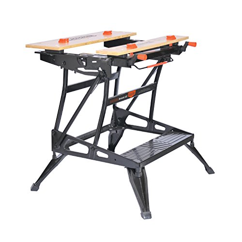 028873494252 - Black & Decker WM425 Workmate 425 550-Pound Capacity Portable Work Bench carousel main 1