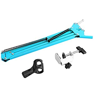 """NEEWER Broadcasting Studio Microphone Suspension Boom Scissor Arm stand, Extended up to 80cm (31.5"""") from Neewer"""