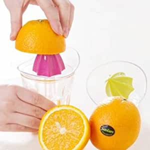 BoatShop Seashell Shape Juicer Lemon Squeezer Manual Orange Extractor