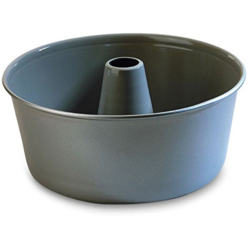 Nordic Ware 50942AMZ Heavyweight Angel Food Cake Pan, 10 Inch (Bundt Tube Pan Pan)