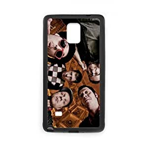 Samsung Galaxy Note 4 Cell Phone Case Covers Black Beatsteaks as a gift O6734442