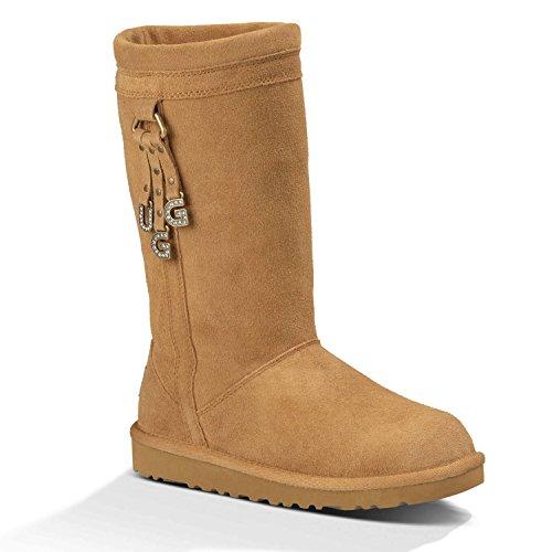 UGG Australia Womens Larynn Boot Chestnut Size (Ugg Boots Charms)