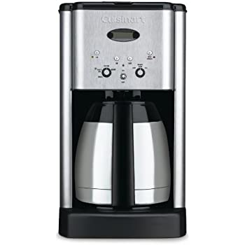 Amazon Com Cuisinart Dcc 1400 Brew Central 10 Cup Thermal