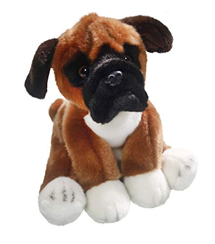 Amazon Com Carl Dick Boxer Dog 10 Inches 25cm Plush Toy Soft Toy