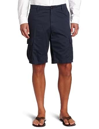 Dockers Men's Cargo Flat-Front Short, Maritime (Cotton), 29W