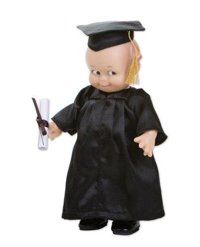 Kewpie Graduation in Black ()