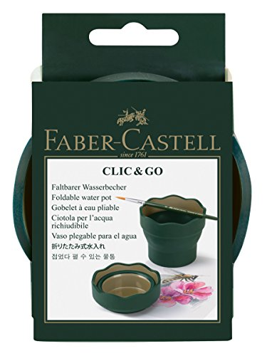 Faber-Castell Clic & Go Green Watercup