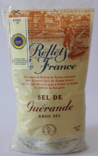 French Salt from Brittany (Gros Sel de Guérande) - 35 oz - AOP