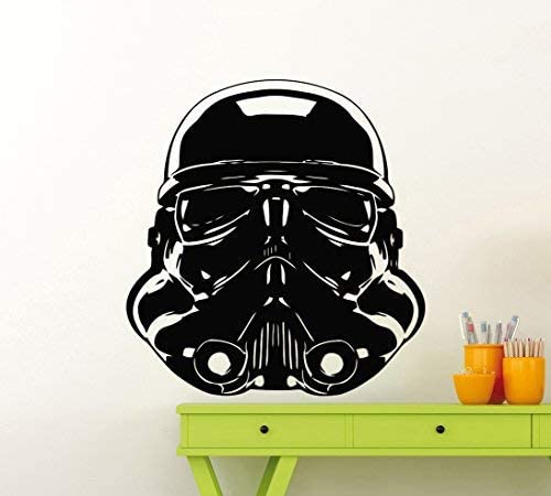 Wall Art Home Decal Room Decal O78 Bedroom Decal Dorm Decor Mural Star Wars Sticker Stormtrooper Decal Vinyl