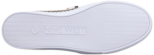 White Black Shoe West Busybee Walking Nine Women's Synthetic vxwfFZg0q