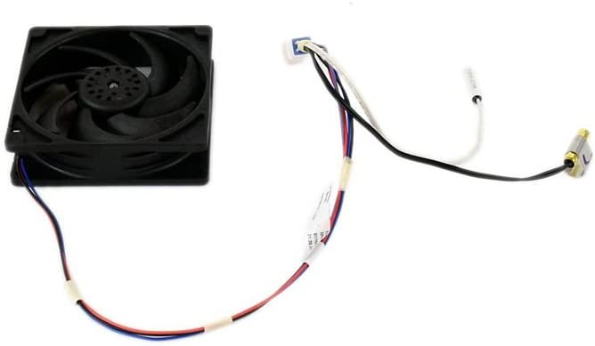 Whirlpool W11033168 Refrigerator Evaporator Fan Motor Wire Harness Genuine Original Equipment Manufacturer (OEM) Part