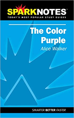 Amazon.com: Spark Notes The Color Purple (0720593344885): Brenna ...