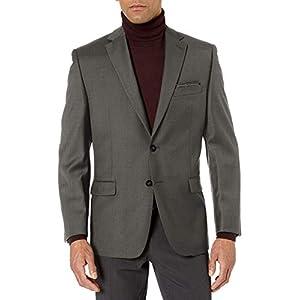 Best Epic Trends 41XgxucU%2BJL._SS300_ Calvin Klein Men's Modern Fit Suit Separates-Custom Jacket & Pant Size Selection