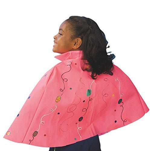 Color Me CM140 Super Hero Mini Capes, 18