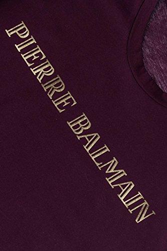 df3c088b37 Pierre Balmain Logo Tee Logo Patch T-Shirt - Buy Online in UAE ...