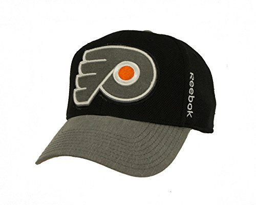 Reebok Philadelphia Flyers NHL Playoff Flex Cap