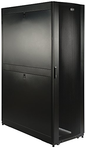 Tripp Lite SR42UBDP 42U Rack Enclosure Server Cabinet 47.25 Inches Deep with Doors and Sides