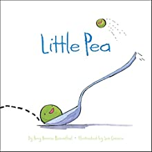 Little Pea Audiobook by Amy Krouse Rosenthal Narrated by Abby Sher