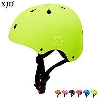 XJD ヘルメット こども用 幼児 子供 軽量 通気性 スポーツ ヘルメット 自転車 サイクリング 通学 スキー スケートボード 保護用ヘルメット